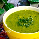 spinach-cream